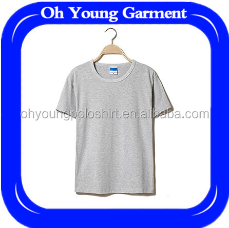 Newest wholesale dress shirts men round neck Tshirt custom tshirt cotton t shirt online shopping