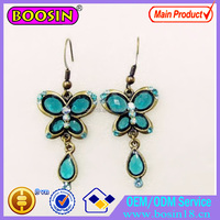 Amazing Butterfly Dangle Earrings # 2978