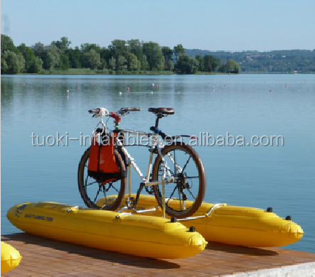 Water pedal Games CE Certificate Water Inflatable Bike (C0)