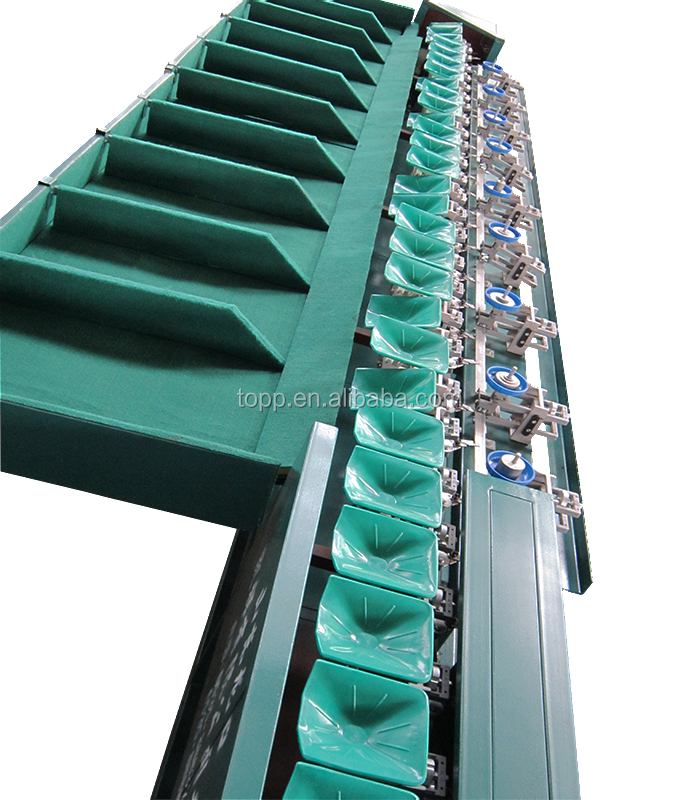 Hot Sale Electric Single Row Sorting Machine for Big Fruit