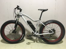 Bisek production 4.0 fat tire ebike for sand and snow use