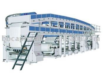 Roto-coating Machine