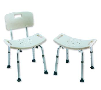 adjustable shower chair with back - Shower Chair With Back