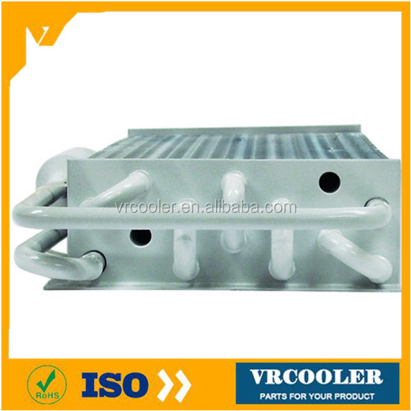 Aluminum tube Window air conditioner evaporator