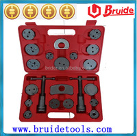 21pcs Brake Caliper Wind Back Tool Set Special Auto Auto Diagnostic Tool For All Cars