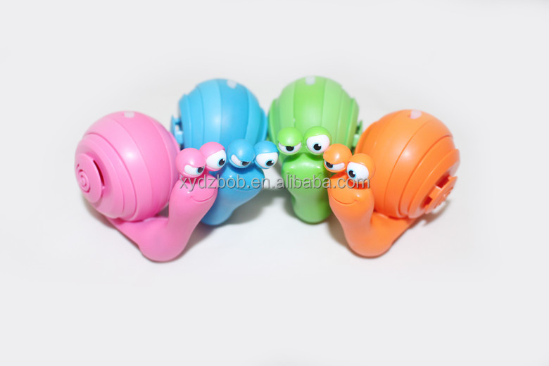 Hot selling with new design OEM mini Snail shape lound speaker