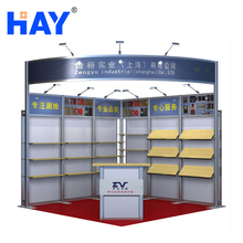 Best Quality configurable aluminum booth frame from direct factory