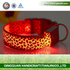 Hot Sale Stylish Nylon Waterproof Flashing Pet LED Dog Collar for Sale