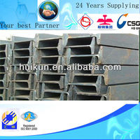 china metal structural steel i beam price