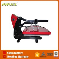 New Arrival Double Working Tables Tshirt Printing Machine Skateboard Press for Sale