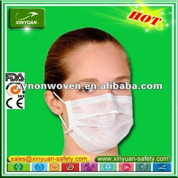 protective SPP Face Mask