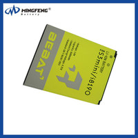 China supplier Wholesale Long Life Mobile Phone Battery For Samsung s3 mini i8190 battery