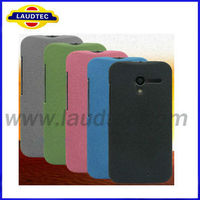 2013 New Product Rock Sand Hard Case Cover for Motorola X Phone Hard Back Case Cover for Motorola X Phone