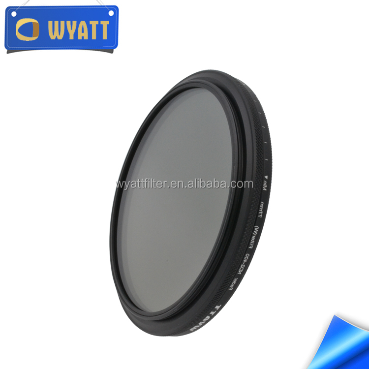 camera filters for wyatt lans ND2 ND4 ND8 ND16 filter ND lens filter