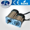 full-automatic V Cutting machine motor with fan / 48V BLDC motor