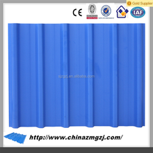 Hot china products corrugated plastic roofing sheet prepainted metal roofing