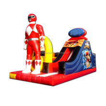 Hot selling inflatable kids obstacle course equipment W5040