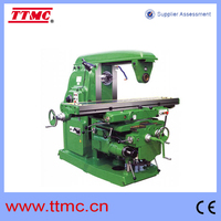 X6140 TTMC Universal knee type milling machine