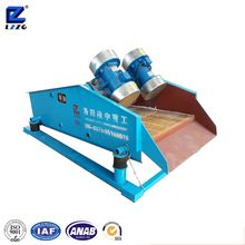 High quality hot sale dewatering vibrating screen TS1845 for wet sand, crushed sand, lake sand