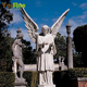 Stone Garden Large Cemetery Angel Statue