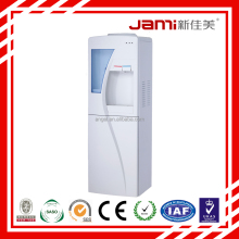 Stand OEM family glass water dispenser using gallon bottle water cooler hot cold drinking fountains compressor/electric cooling