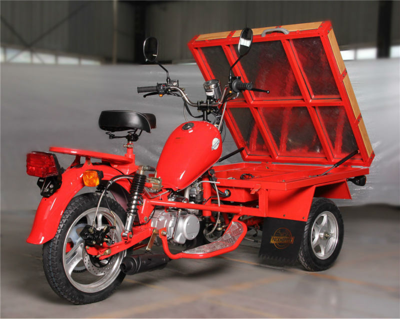 Hot Sale Classic Packmoppen /Cargo Motor Tricycle/Three Wheel Tricycle