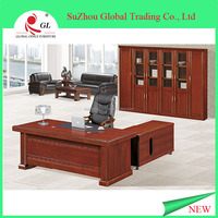 industrial new style upscale executive office desk