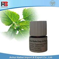 CAS No.8006-90-4 Peppermint Oil 50%