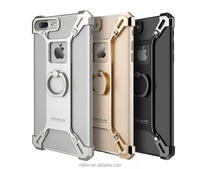 Hot sell Nillkin Barde metal case with ring I for Phone 7 plus