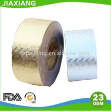 cheap price colored cigarette rolling aluminum foil laminated paper