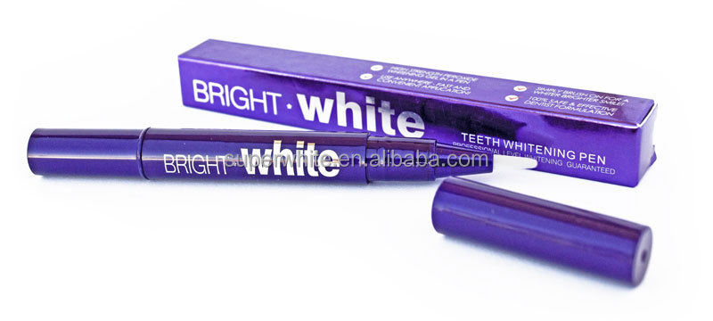 Bright White 2ml Teeth Whitening Pen