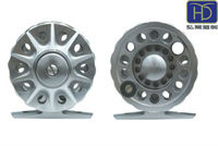 cnc machined aluminum fly fishing reel