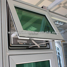 foshan wanjia high quality aluminium top hung window