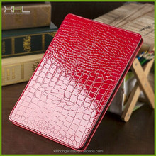 NEW arrival Alligator leather flip protective tablets case for ipad air 2 cases