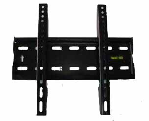 Lcd set-top box dvd extended flip out flat panel screen tv wall mount RL005