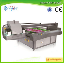 Wood door/glass/plate/crystal/pvc/arylic/metal/stone/ceramic uv flatbed inkjet printer