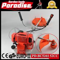 CE Certificated Garden Tools Farm Tools 52cc Brush Cutter Agricultural Grass Cutter