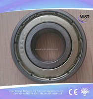 Sealed and chrome steel ball bearing 6017-z made in China factory used in Machanical and electrical equipment