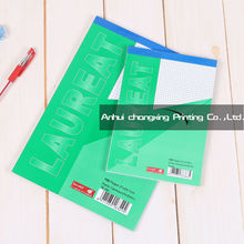 A4 A5 staple notebook high quality exercise book for office and school writing pad