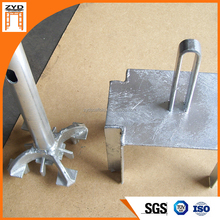 Adjustable Shoring Prop Forkhead