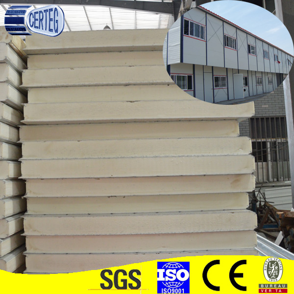 Thermal Insulation Cheap Price 30mm PU Sandwich Panel