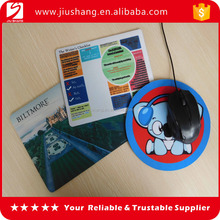 Customized photo insert pvc mouse pad manufacturers