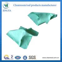 lint free soft no scratch on surface fiber glass cleaning cloth