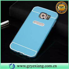 For Samsung Galaxy S6 Edge Hard Back Cover, Ultra Slim Protector Case For G9250