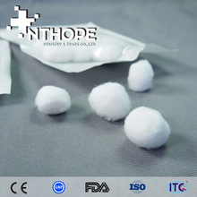 hospital consumables clinic alcohol cotton ball