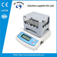 measure density and volume LCD direct readings density meter