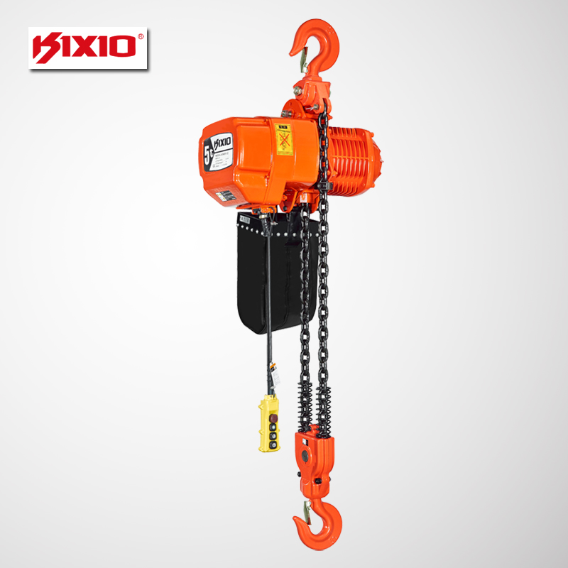 5 ton ER2 hook type electric chain hoist