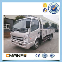 hot sale diesel type kama cargo truck 3.5 ton 4x2 made in china