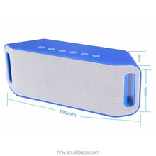 Super Bass Retro Gift Smart Rechargeable Bluetooth Speaker