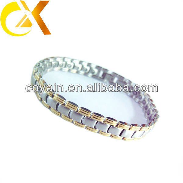 new fashion links stainless steel bracelet jewelry